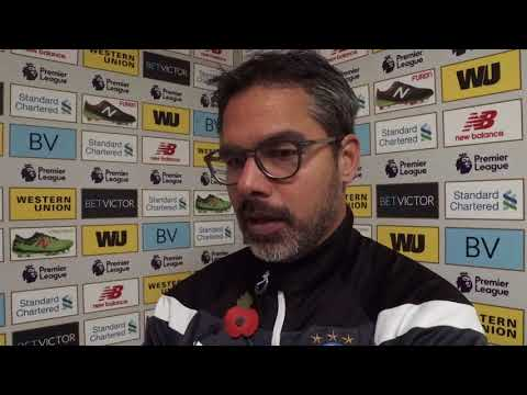 INTERVIEW: David Wagner reviews Town's 3-0 defeat to Liverpool