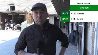 Enghien : Frédéric Prat est le pro du jour de samedi