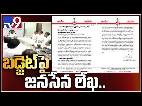Janasena leader Chintala Parthasarathy on AP Budget - TV9