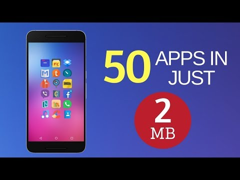 Install Unlimited Android Apps Without Using Internal Storage