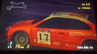 Gran Turismo 3 A-Spec Xsara Rally Car VS Impreza Rally Car Prototype 🏁