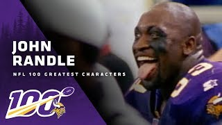 NFL's 100 Greatest Characters, No. 31: John Randle | Minnesota Vikings
