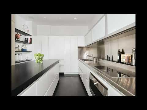 galley-kitchen-cabinets
