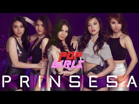 Pop Girls — Prinsesa [Official Lyric Video]