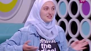 سجى صالح، حنان بيلتو وندى أبو جراده - بطولة الكارتنغ