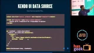 Pretty UI for Angular Apps Using Kendo UI Core