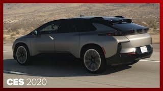 We DROVE the Faraday Future FF 91 EV! Exclusive Video