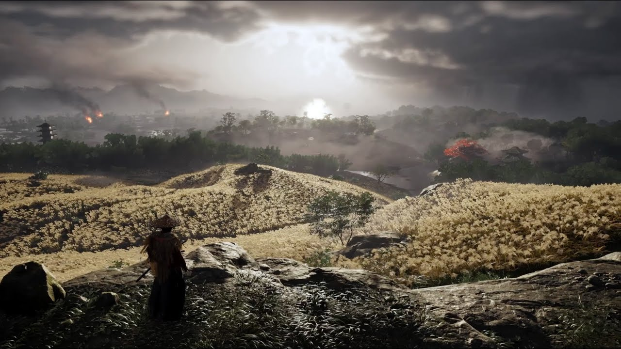 PS4『Ghost of Tsushima』E3預告片