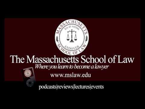 Juvenile Law Online - Week 6 - Professor Kaldis