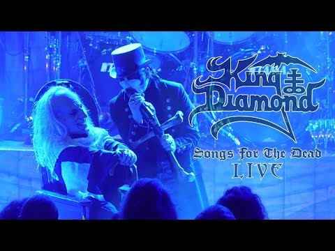"King Diamond ""Songs for the Dead Live"" (TRAILER)"
