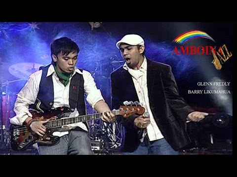 Glenn Fredly - Rame-Rame - Amboina Jazz - ( official video )