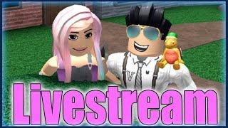 Murder Mystery 2, Flee the Facility🤗 Roblox: Livestream w/Vendali