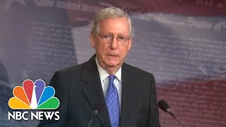 McConnell Calls Possible House Investigations 'Presidential Harassment' | NBC News
