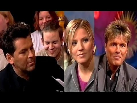 MODERN TALKING INTERVIEW 1999 (VIVA INTERAKTIV) DIETER BOHLEN, THOMAS ANDERS, ALEKSANDRA BECHTEL