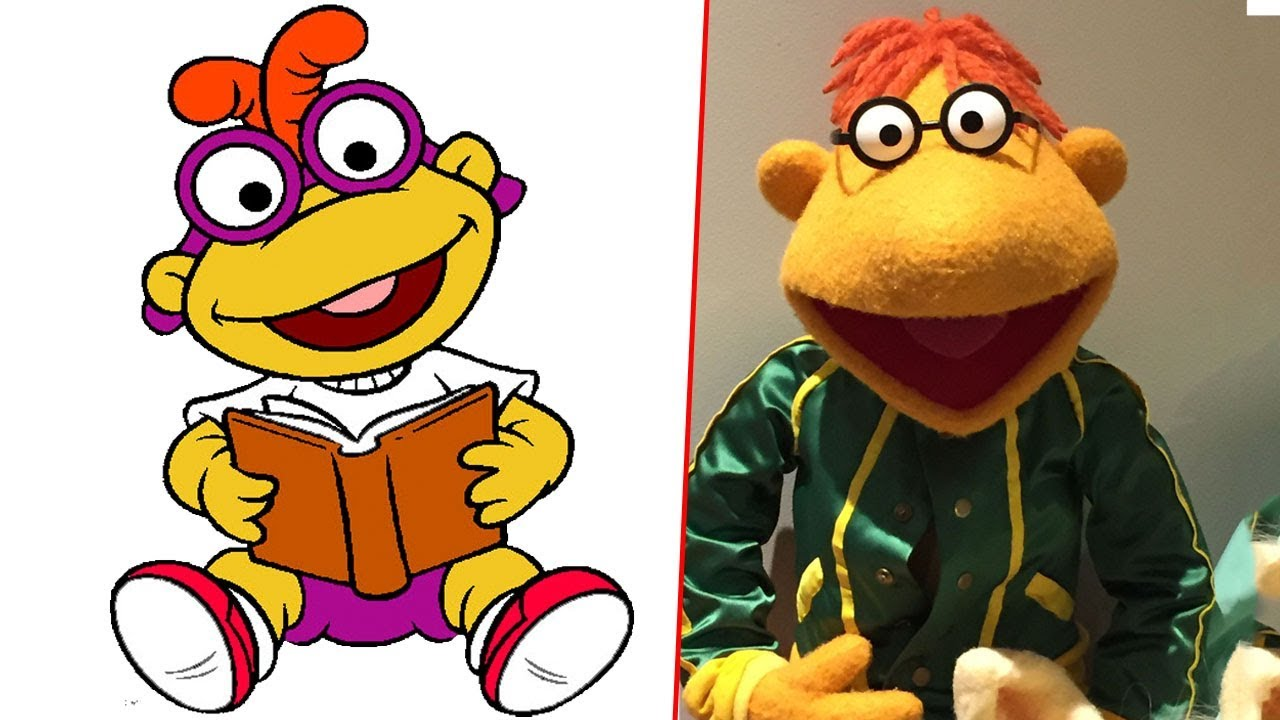 Muppet Babies Characters In Real Life - Misa Cartoons