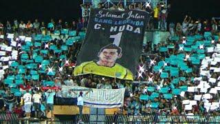 Luar Biasa Opening Ceremony Tribute Match Choirul Huda Persela vs Indonesian Allstars
