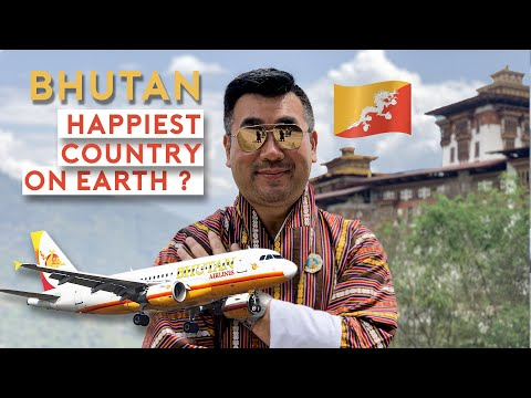 Bhutan - Happiest Country on Earth?