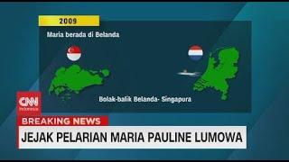Kronologi Pelarian Tersangka Pembobolan Bank BNI Maria Pauline Lumowa