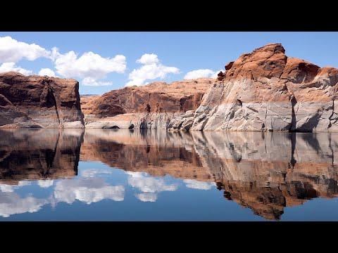 Lake Powell-Glen Canyon, USA in 4K Ultra HD
