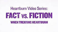 Heartburn Symptoms, Causes and Remedies: Fact vs. Fiction | Prilosec OTC