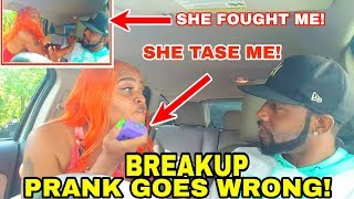 Download BREAKUP PRANK GOES REALLY WRONG!!! • SHE CRIED Mp3 and Videos