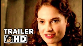 The Guernsey Literary and Potato Peel Pie Society TRAILER (2018) Lily James Movie HD
