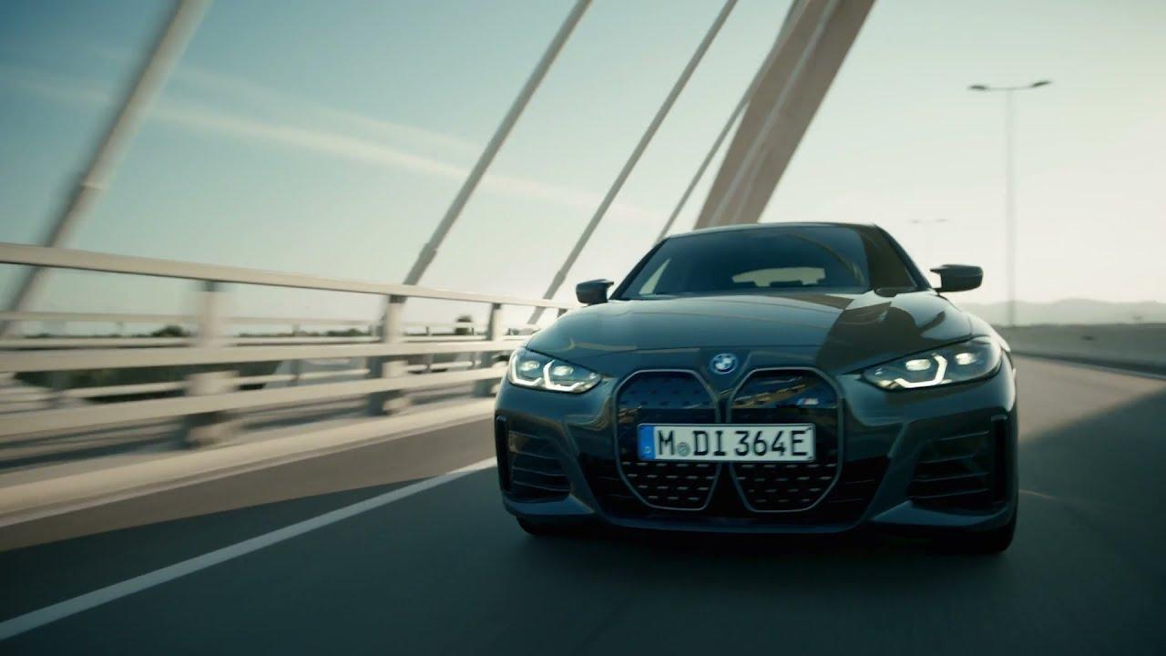 BMW iX y BMW i4, 100% eléctricos