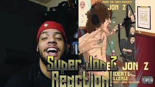 Super Jon Z Vs Residente! Residente Challenge! Jon Z Rompe Record De Residente!