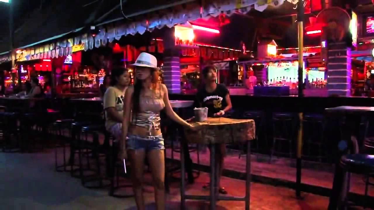 Phuket Bar Frauen - YouTube