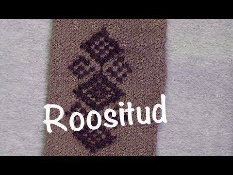 Roositud, Yarn Subs, And Old Knitting Patterns // Casual Friday #50