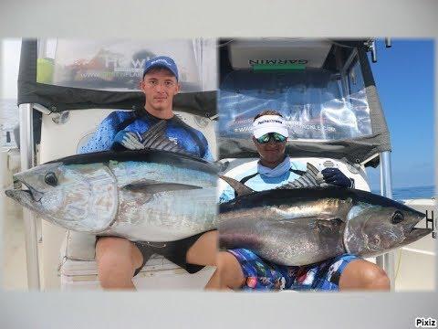 Fishing Big Bluefin Tuna Valencia Spain