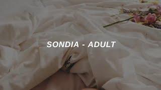 Sondia (손디아) 'Adult (어른)' Easy Lyrics