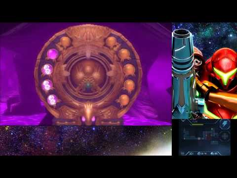 Metroid: Samus Returns 100% walkthrough part 3: Dying a Lot