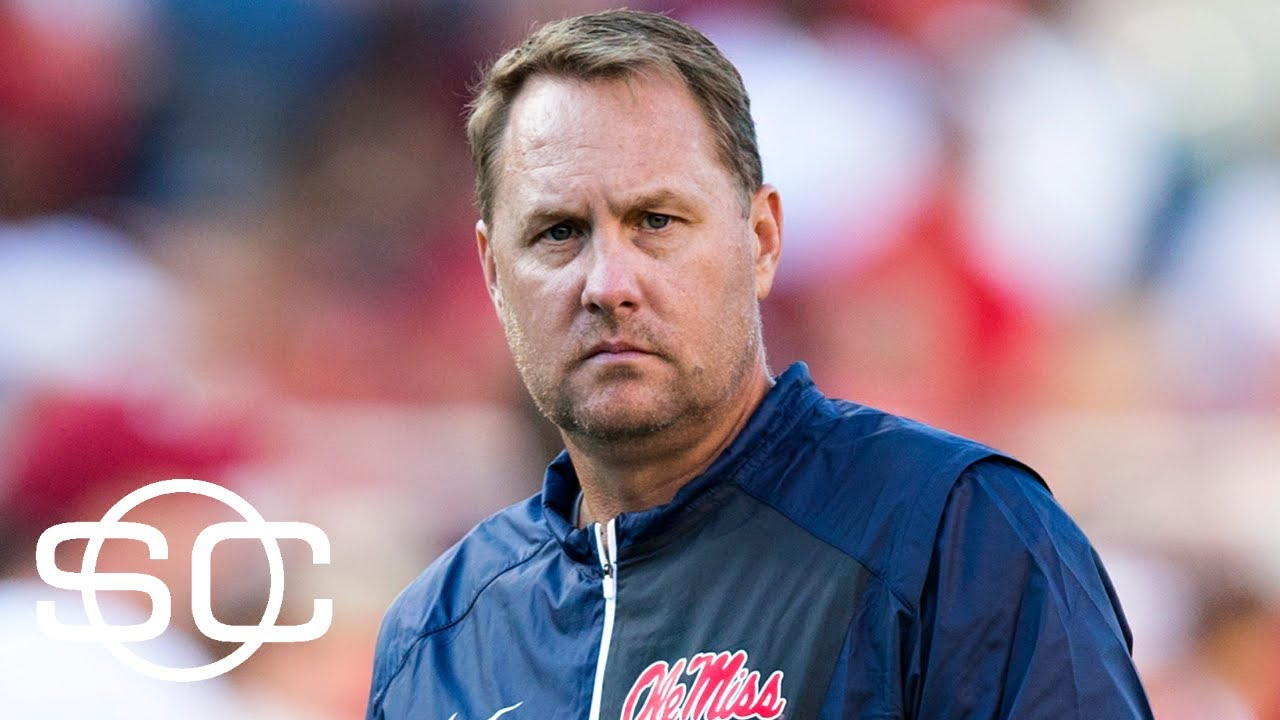 NCAA Investigation Puts Hugh Freeze In Tough Position | SportsCenter | ESPN