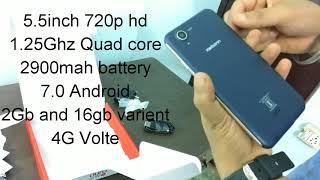 Karbonn Aura note 2  Best 4G Volte phone under 5000  HINDI   MY FIRST UNBOXING   Redmi 4a Killer