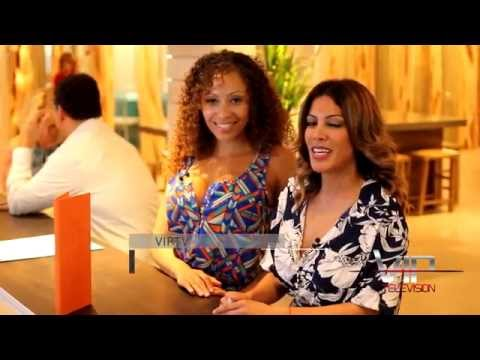 VIP TV - Kavita Channe takes us to the Grand Opening of the Amara Cay Resort in the Florida Keys...