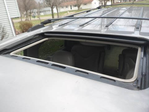 Leaking Sunroof Sunroof Fix For Your Car Or Truck Quick