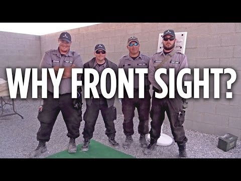 Why Train at Front Sight? And, Why NOT.