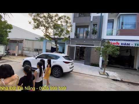 Bán nhà Đà Nẵng - mặt tiền đường Trung Nghĩa sát Thanh Tịnh & Nam Trân