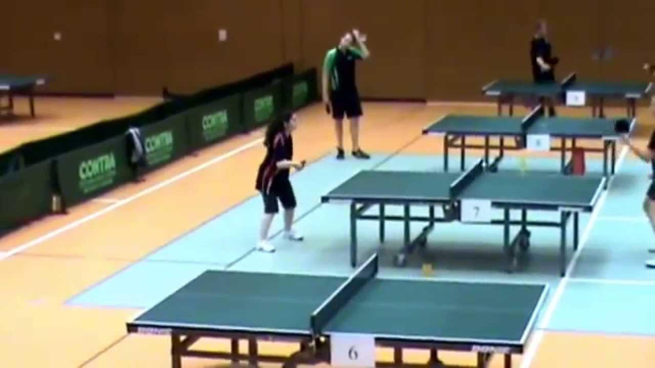 Tischtennis Spiele