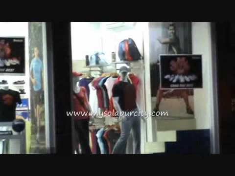 1b2a0f71531d3 Solapur Reebok Showroom - YouTube