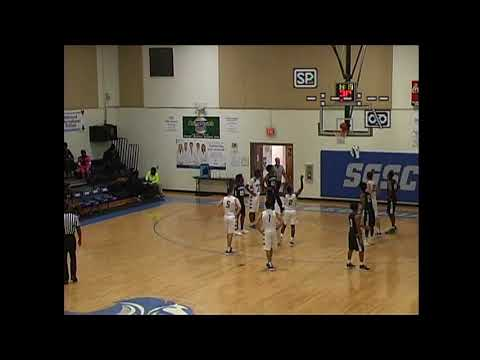 Combine Academy Black vs South Georgia State College @SGSC Classic
