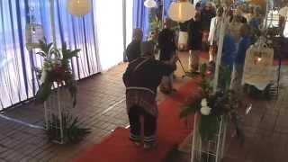 Upacara Pernikahan Sunda Lengser