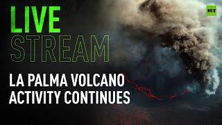 La Palma volcano activity continues