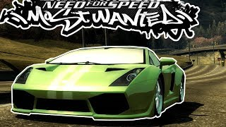 Lamborghini-Mega-Mautstelle!! | NFS Most Wanted 2005