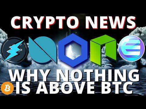 BTC IS KING   Ontology ONT   Chainlink LINK   Neo   Enjin ENJ   Electroneum ETN   BITCOIN NEWS