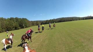 University of Virginia- 3rd Polo practice