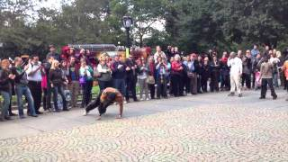 The most amazing New York City Street Dancers/Performers [H