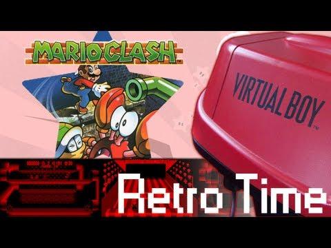 Retro Time - Mario Clash