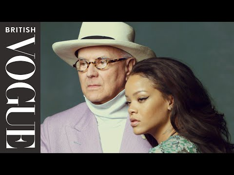 Cover Star: When Rihanna Met Manolo | Behind the Scenes | British Vogue